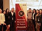 Festivalul Ostende, la cea de-a treia ediţie. Șase echipe de tineri și-au etalat talentul în actorie şi au pregătit spectacole cu un mesaj emoţionant