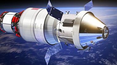 Nave spaţiale NASA, printate 3D