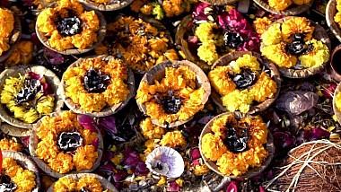 Salvează râurile din India de flori