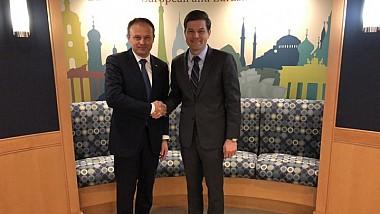 Statele Unite ale Americii sprijină Moldova