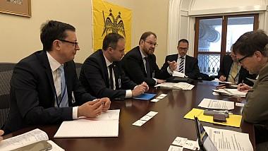 Trezoreria Statelor Unite ale Americii apreciază felul în care sunt implementate reformele în domeniul administraţiei fiscale din Moldova