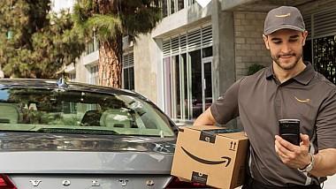 Amazon îşi extinde diversitatea serviciului de livrare. Pachetele pot fi lăsate în maşina personală a destinatarului