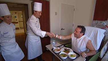 """""""Bucătăria gourmet"""" în spitale"""