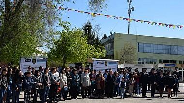 Aleea Siguranţei, inaugurată în orașul Leova