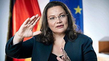 Premieră în Germania. Social-democraţii vor fi conduşi de o femeie