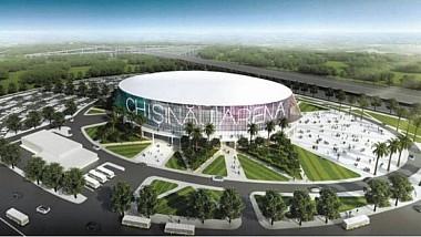 Complexul multifuncțional Chişinău Arena îi va atrage în ţara noastră pe cei mai faimoşi artişti din lume