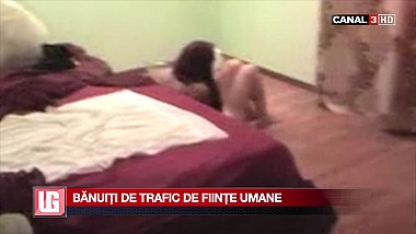 Bănuiţi de trafic de fiinţe umane