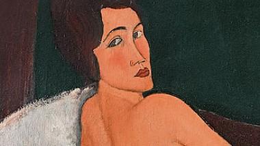 Nuduri cu preţuri exorbitante. Un tablou de Amedeo Modigliani va fi scos la licitaţie la New York