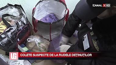 Colete suspecte de la rudele deţinuţilor