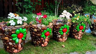 Decoraţiuni pentru grădină. Ce accesorii preferă moldovenii pentru înfrumuseţarea locuinţei
