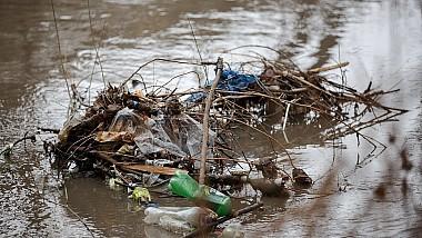 Câteva familii din comuna Stăuceni s-au trezit cu ogrăzile pline de gunoaie