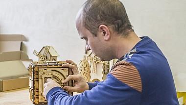 Un tânăr antreprenor din Tiraspol şi-a dezvoltat afacerea datorită sprijinului Uniunii Europene