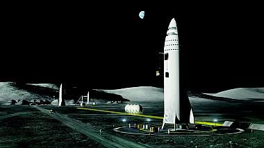 Antreprenorul Elon Musk a început lucrările pentru construcția celei mai puternice și mai mari rachete din istorie