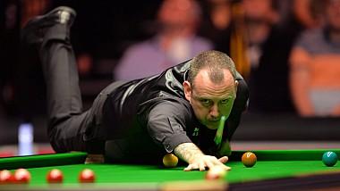 Moment spectaculos la Campionatul Mondial de snooker. Fostul lider mondial, Mark Williams, s-a remarcat cu o execuție superbă