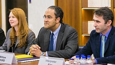 Congresmanul american William Hurd: Statele Unite ale Americii sunt gata să susţină Republica Moldova în lupta împotriva războiului hibrid dus de Rusia