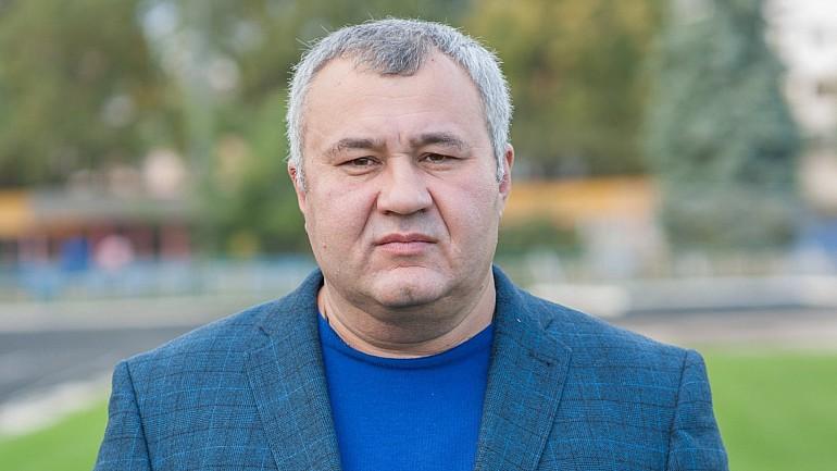 Nicolai Grigorişin - la cârma primăriei Bălţi