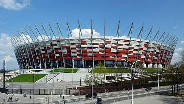 Stadionul pe care s-a jucat finala Ligii Europei din 2015, dar şi meciurile de la EURO-2012 a devenit pentru o zi pistă pentru motociclişti