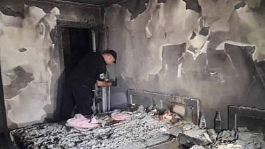Explozie puternică la Zatoka. Deflagrația s-a produs la parterul unui hotel şi cel puțin o persoană a fost rănită