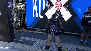 """O adolescentă din Japonia a făcut furori la competiţia extremă """"X-Games"""", desfăşurată la Oslo, în Norvegia"""