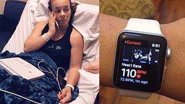 Ceasul inteligent a reuşit să salveze viaţa unei adolescente