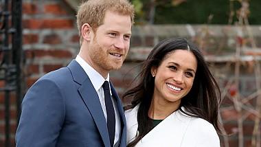 Nunta anului în Marea Britanie! Prinţul Harry şi Meghan Markle au fost declaraţi soţ şi soţie