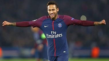 Vedeta lui Paris Saint-Germain, Neymar, a fost desemnat cel mai bun jucător al sezonului 2017 - 2018, în Campionatul Franţei