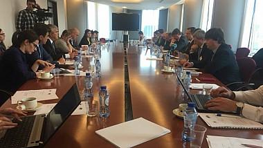 Moldova, încurajată la Bruxelles să continue vectorul pro-Vest şi după alegerile parlamentare