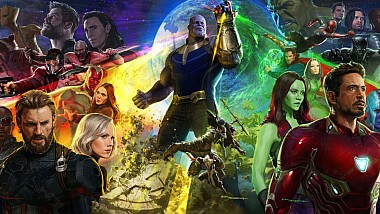 """""""Avengers: Infinity War"""" generează venituri colosale. Filmul momentului a reușit să obțină încasări de peste 630 de milioane de dolari, în primul weekend, la nivel global"""