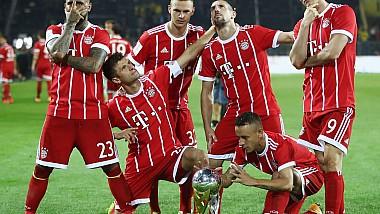 Cei mai nebuni şi devotaţi fani ai echipei de fotbal Bayern Munchen