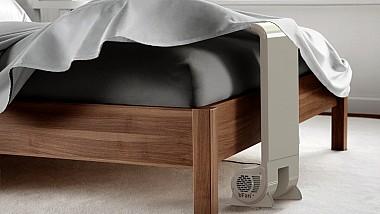 Sistem inedit destinat răcoririi dormitorului pentru un somn de calitate