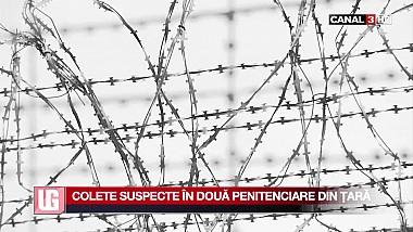 Colete suspecte în două penitenciare din ţară