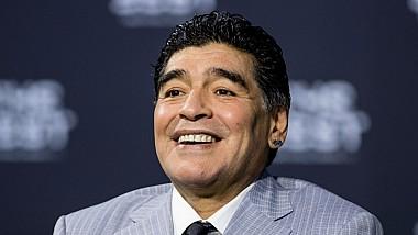Legendarul Diego Maradona a devenit preşedintele unui club de fotbal din ... Belarus