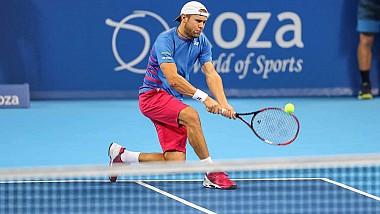 Tenismanul moldovean Radu Albot a fost eliminat dramatic în turul 2, de la turneul de Mare Şlem de la Roland Garros