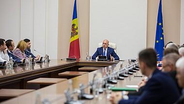 Problemele mediului de afaceri și căile de soluționare ale acestora, discutate la întrevederea dintre premierul Pavel Filip și reprezentanții producătorilor autohtoni