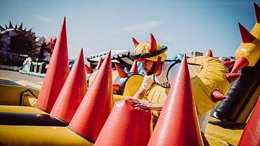 Cea mai lungă cursă gonflabilă din lume