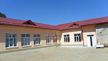 Gimnaziul din satul Săiți, Căușeni, în cei 90 de ani de la fondare, pentru prima dată este reparat capital