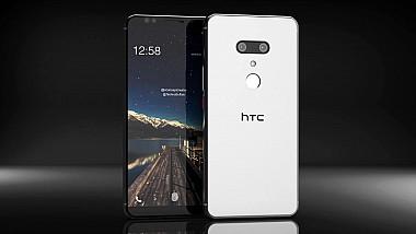 Noul HTC U12+ cu o ramă de metal plină de senzori