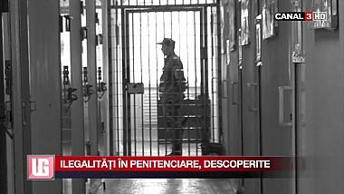 Ilegalităţi în penitenciare, descoperite