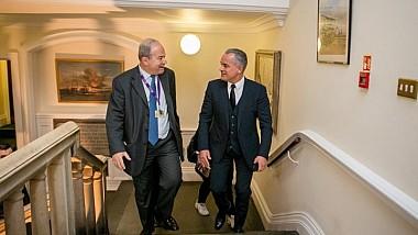 Masă rotundă cu Vlad Plahotniuc, la Londra: Moldova merită o atenție sporită din partea occidentului