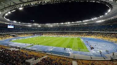 Euforia suporterilor în Kiev. Cele două finaliste ale Ligii Campionilor au ajuns în oraș