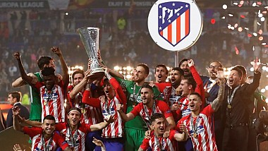 Atletico Madrid a cucerit pentru a treia oară trofeul Europa League