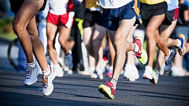 La Edineţ a fost dat starul sezonului sportiv. În localitate a fost organizat un marş şi mai multe competiţii destinate amatorilor şi profesioniştilor