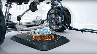BMW promite să lanseze în două luni un sistem de încărcare wireless pentru vehiculele electrice