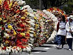 Un festival al florilor cu tematică chineză a atras vizitatori din diferite părţi ale lumii în oraşul italian Noto