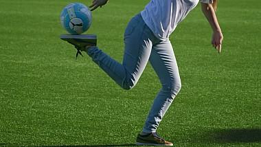 Trei staruri din fotbalul norvegian au fost umilite de o tânără de 18 ani