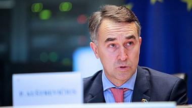 Lovitură gravă pentru Petras Austrevicius. Ratingul Mişcării Liberale din Lituania este în scădere