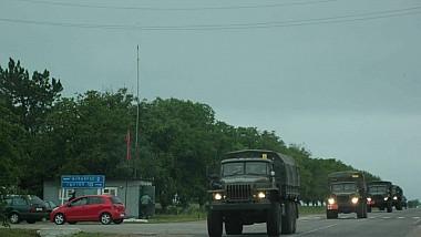 Noi tensiuni în Zona de Securitate. Au fost observate maşini blindate fără numere de înmatriculare