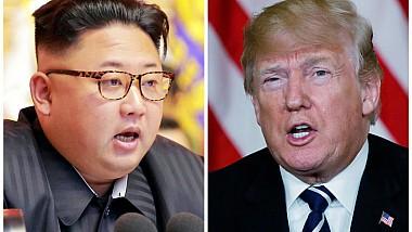 Întâlnire istorică! Preşedintele american, Donald Trump, şi omologul său nord-coreean, Kim Jong Un vor ajunge la Singapore, ţara care va găzdui prima lor întrevedere