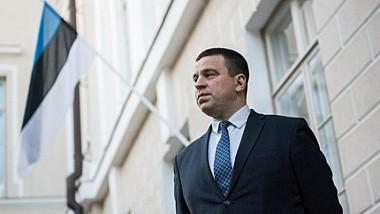 Prim-ministrul Estoniei, Juri Ratas, a ajuns la Chișinău