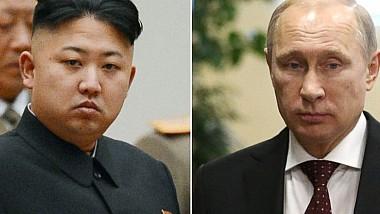 Președintele Rusiei s-ar putea întâlni în curând cu omologul său nord-coreean
